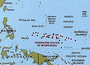 Graphic of Micronesia